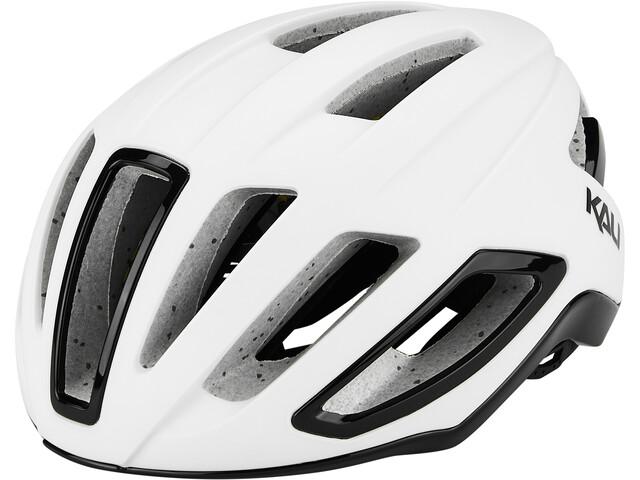 Kali Uno SLD Helmet, wit/zwart